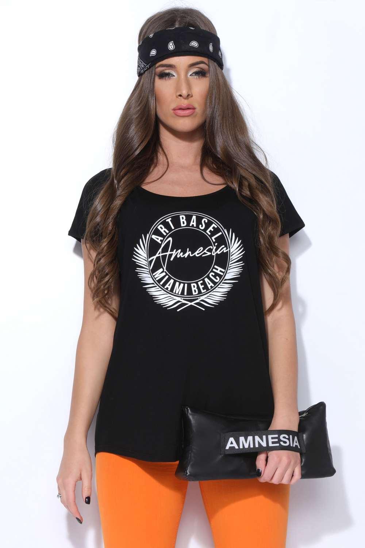 AMNESIA Smileka felső - Amnesia webáruház 47d2c03f37
