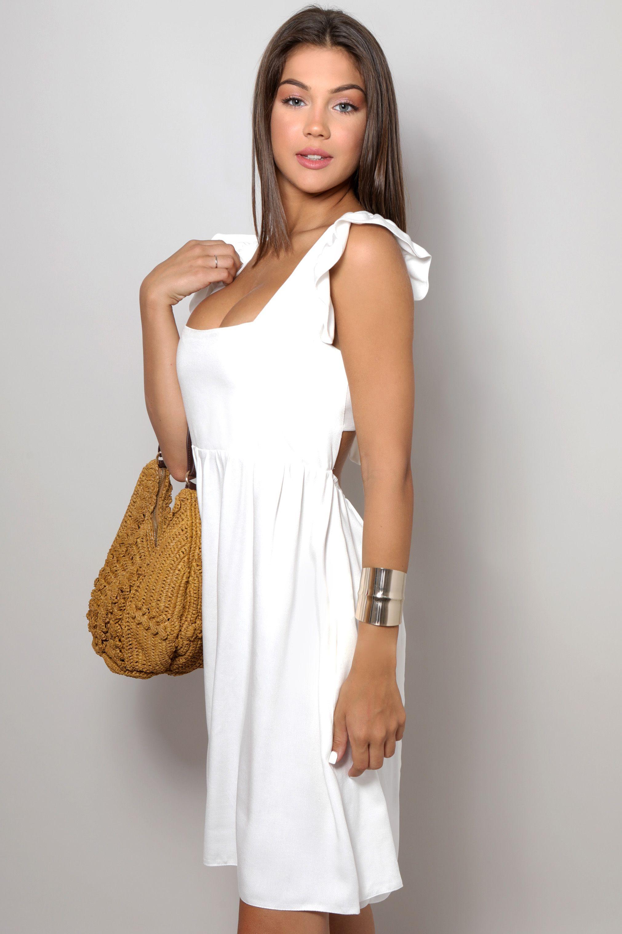 AMNESIA Farmer ruha fehér Amnesia webáruház