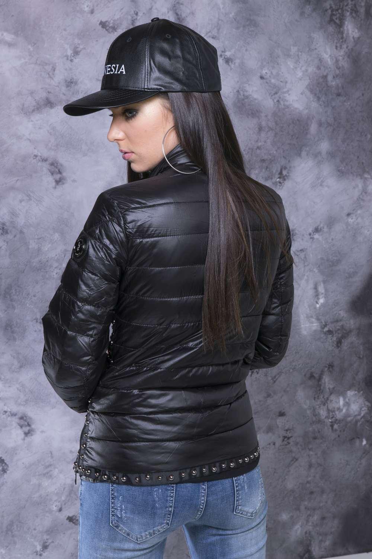 AMNESIA Szegecses kabát Amnesia webáruház