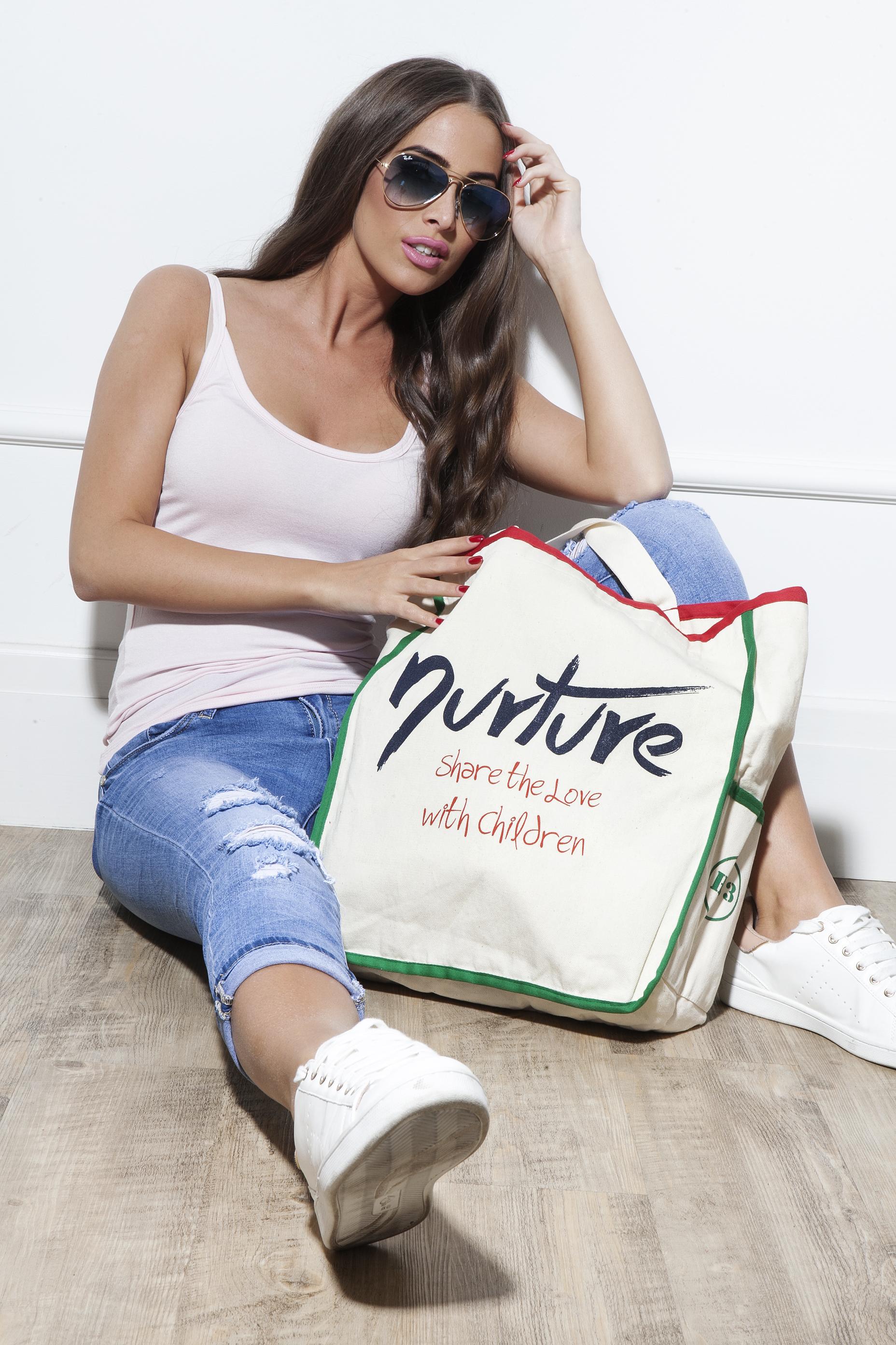 9317b2f13046 Nurture vászon táska · Nurture vászon táska ...