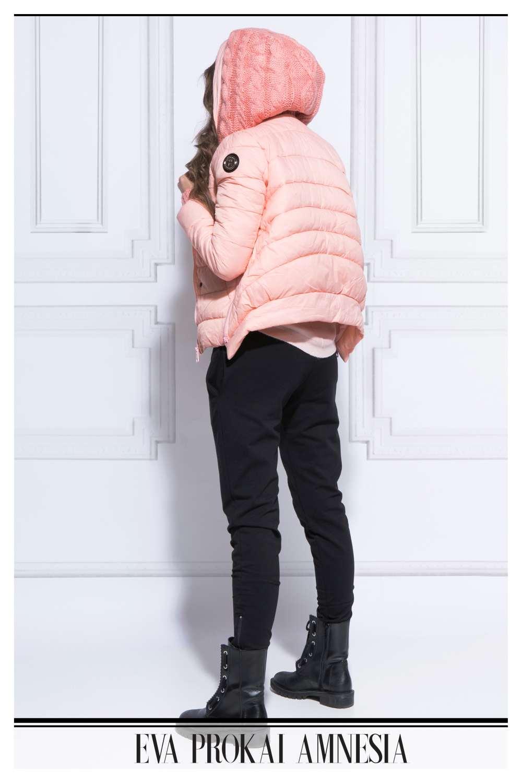 AMNESIA Kötött kapucnis kabát Amnesia webáruház