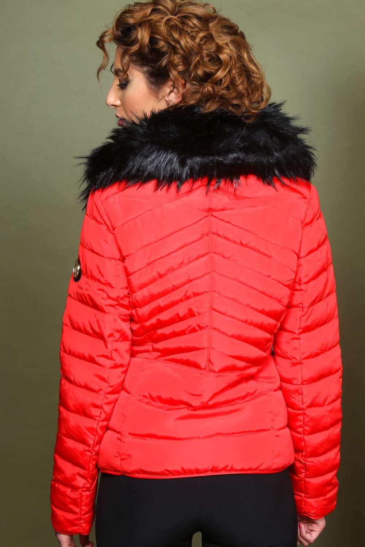 AMNESIA Szőrmés kabát · AMNESIA Szőrmés kabát 8fe74cf52a