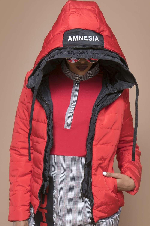 AMNESIA Kétszínű dzseki Amnesia webáruház