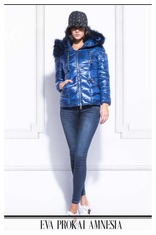 14459b5fca ... AMNESIA Fényes kabát · AMNESIA Fényes kabát