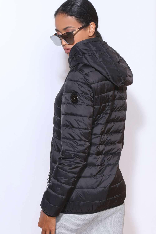 Amnesia kapucnis kabát 15158 | Amnesia Dzsekik és Kabátok