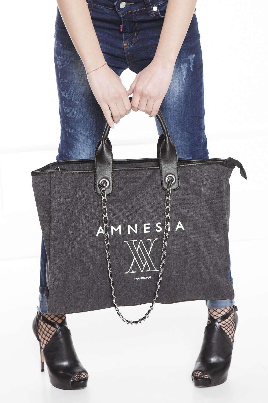 a3fc8a0b65a0 AMNESIA Lánc vászontáska - Amnesia webáruház