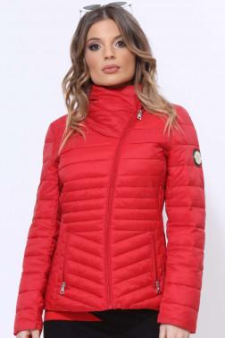 AMNESIA Átlósan zippes kabát 8fedc33274
