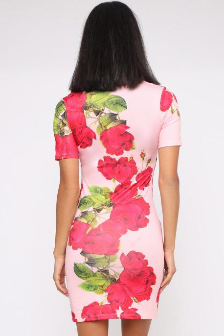 AMNESIA Próféta ruha rózsaszín/rózsa