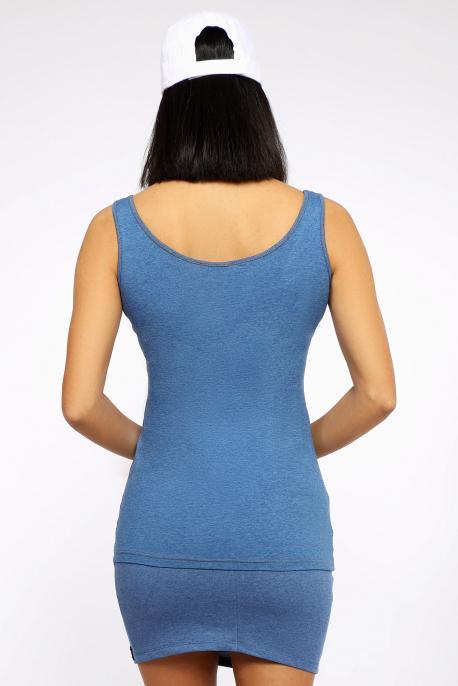 AMNESIA Aburi trikó kék