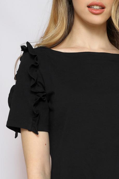 AMNESIA Azlin ruha fekete