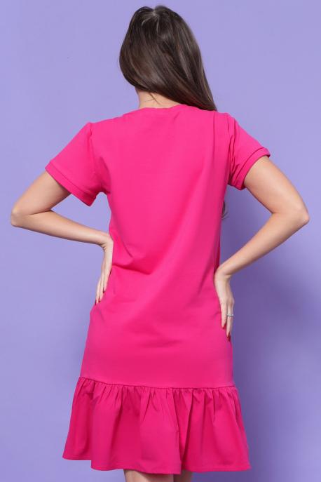 AMNESIA Toppo ruha pink