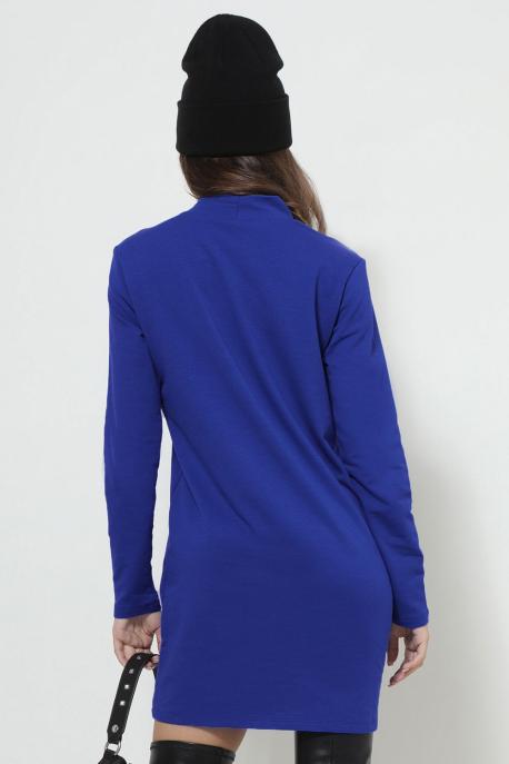 AMNESIA Domilla tunika kék