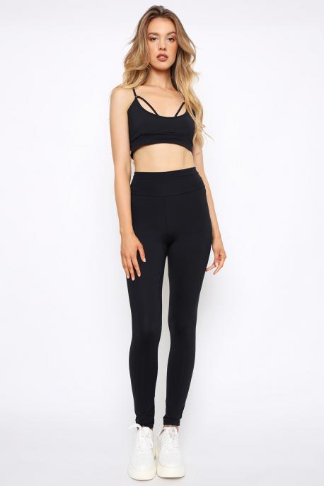 AMNESIA Dokka leggings fekete