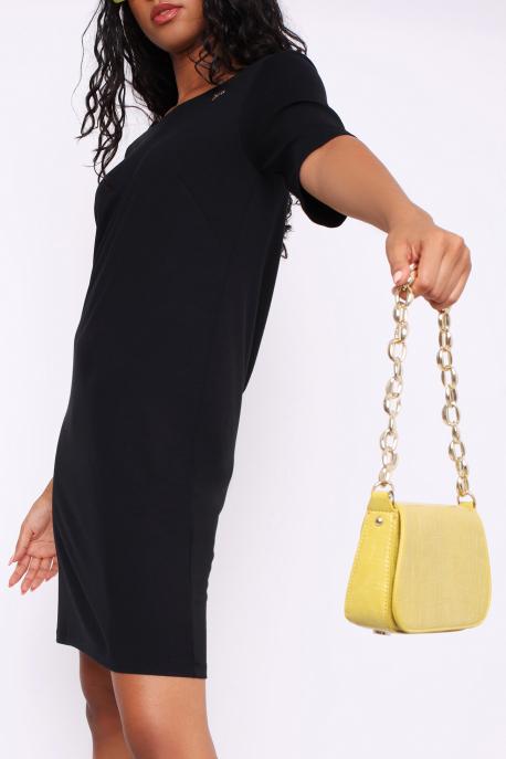 AMNESIA Arola ruha fekete
