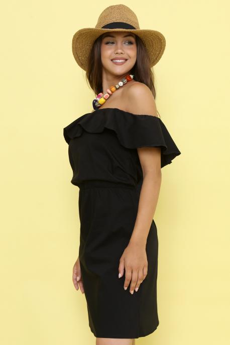 AMNESIA Dundo ruha fekete