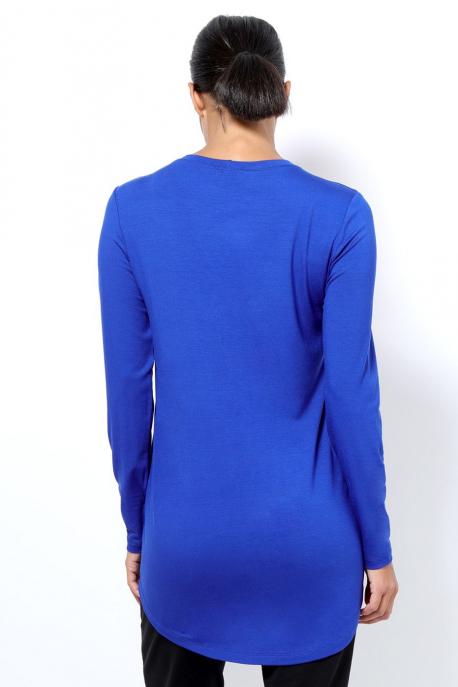 AMNESIA Aloma tunika kék