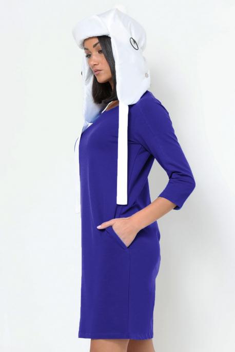 AMNESIA Darka ruha kék