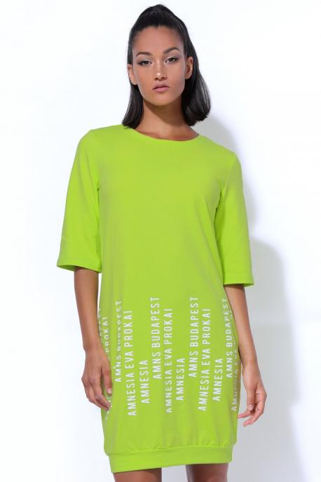 AMNESIA Dixa ruha zöld