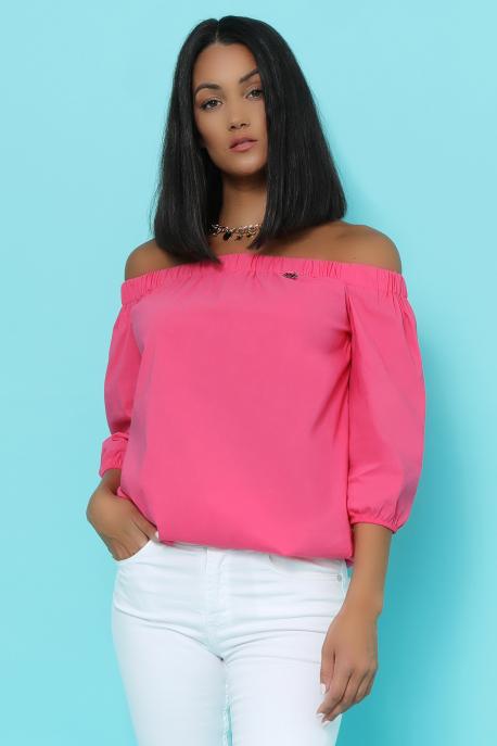 AMNESIA Antezia felső pink