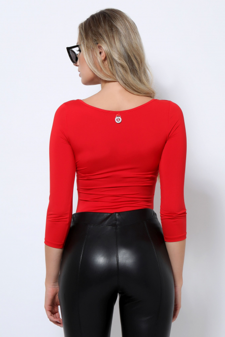 AMNESIA Dromeda body piros