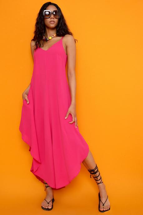 AMNESIA Mojra ruha pink