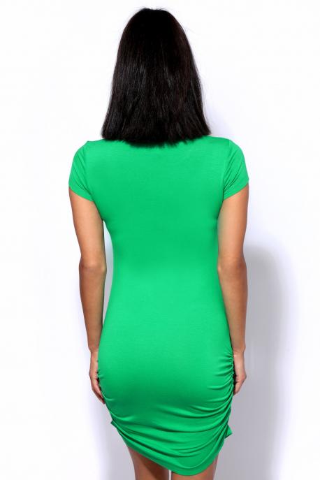 AMNESIA Adda tunika zöld