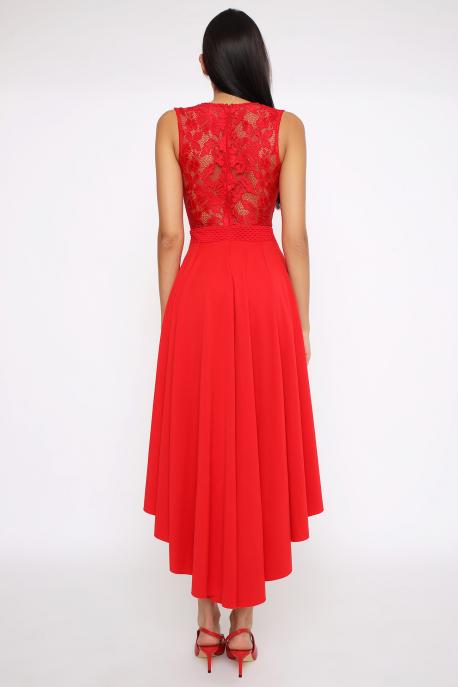 AMNESIA Anyecske ruha piros