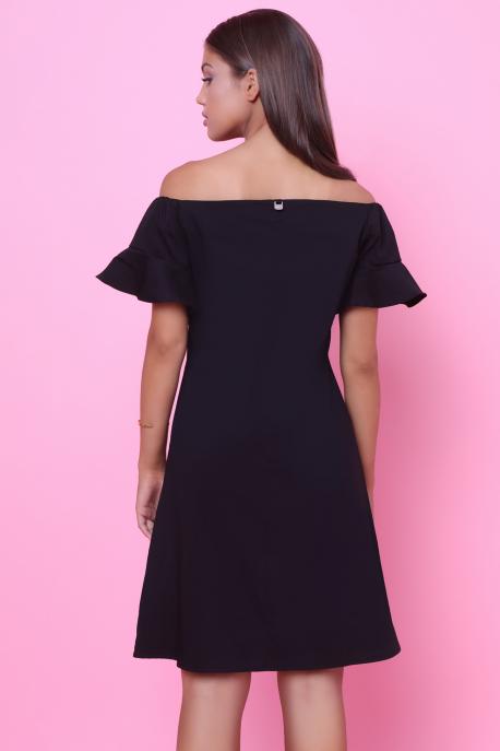AMNESIA Returpin ruha fekete