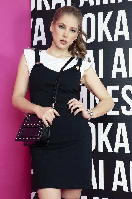 AMNESIA Jerena ruha fekete