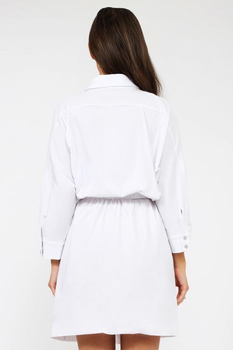 AMNESIA Jolene ruha fehér