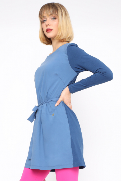 AMNESIA Dolorum ruha kék