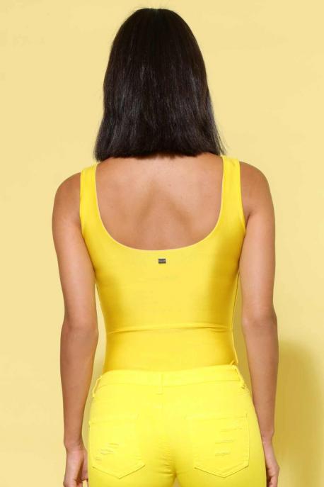 AMNESIA Antigo body sárga