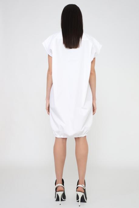 AMNESIA Nina ruha fehér