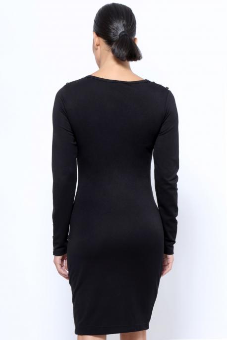 AMNESIA Jenea ruha fekete