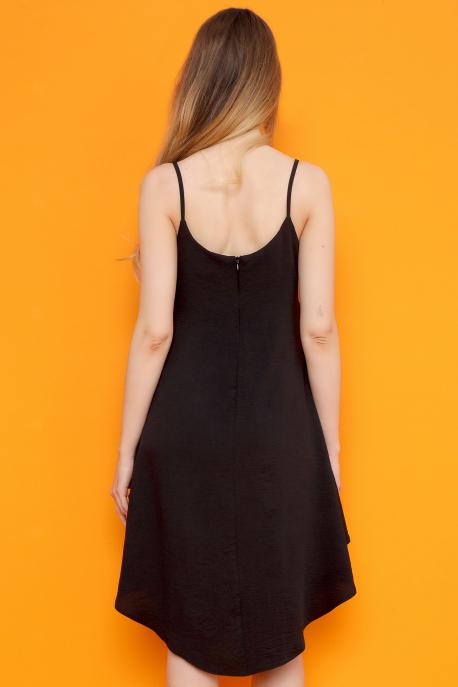 AMNESIA Modra ruha fekete