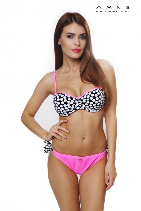 AMNESIA Pöttyös bikini
