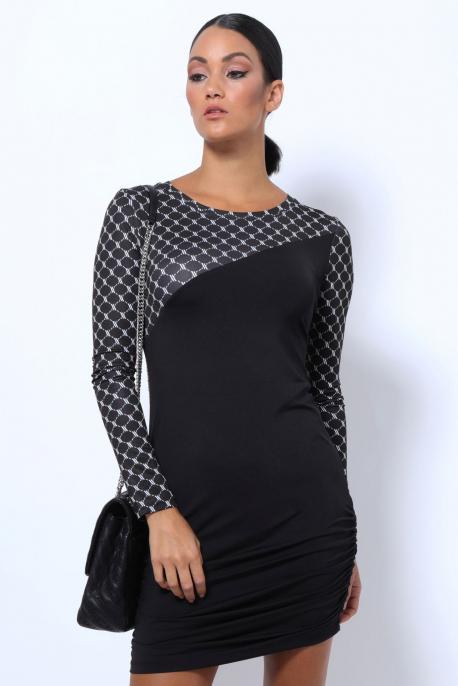 AMNESIA Dirla ruha fekete