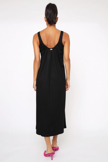 AMNESIA Tintoretto ruha fekete