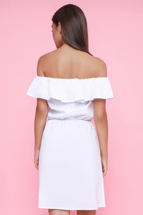 AMNESIA Dundo ruha fehér