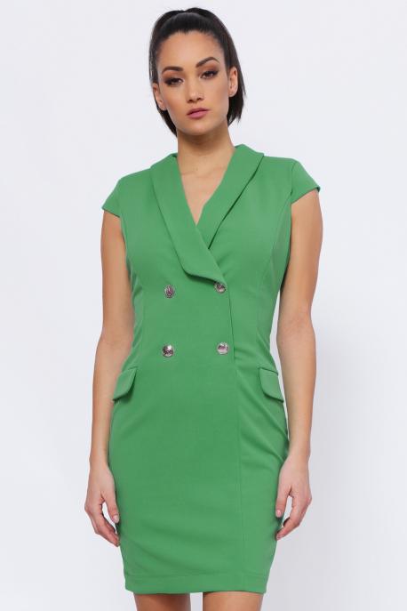 AMNESIA Juppy ruha zöld