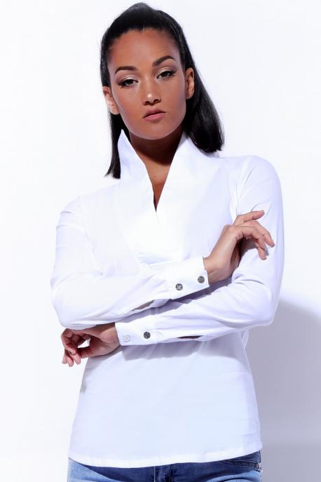 AMNESIA Szédia ing fehér