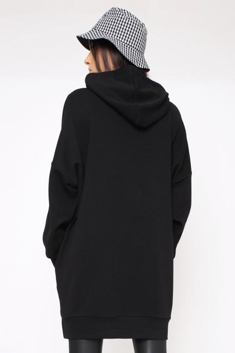 AMNESIA Devon ruha fekete