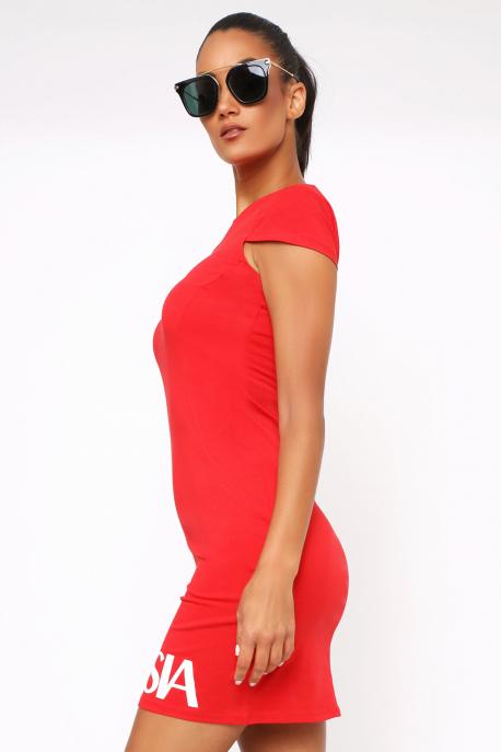AMNESIA Gyemén ruha piros