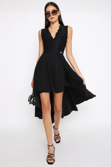 AMNESIA Anyecske ruha fekete