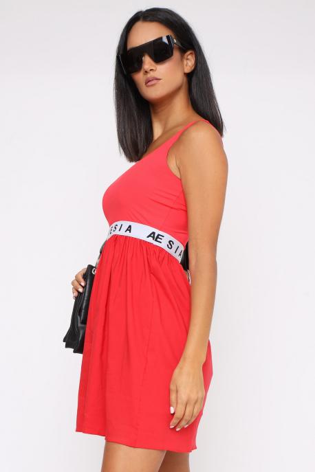 AMNESIA Jubilo ruha piros