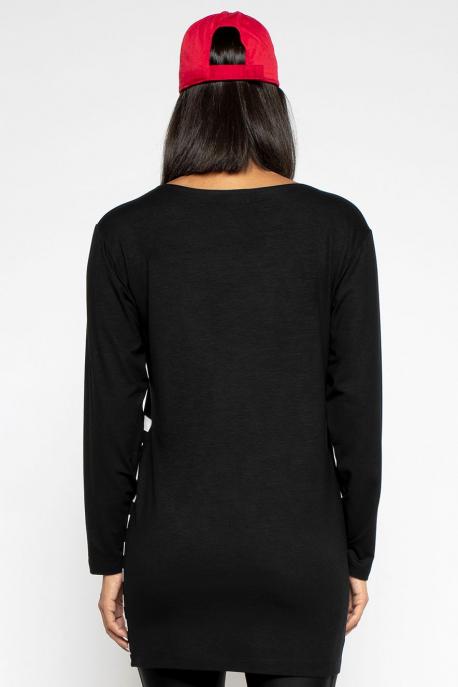 AMNESIA Jayla ruha fekete