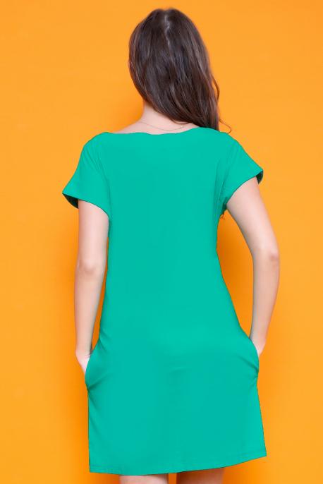 AMNESIA Demto tunika zöld