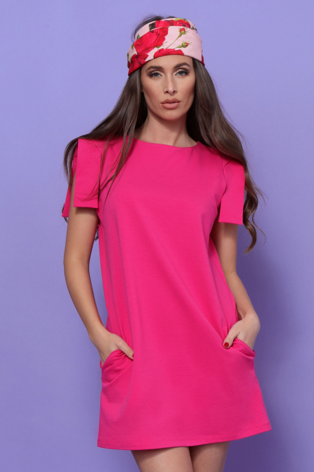 AMNESIA Dirola ruha pink