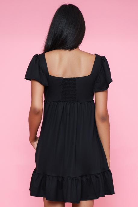 AMNESIA Taverna ruha fekete