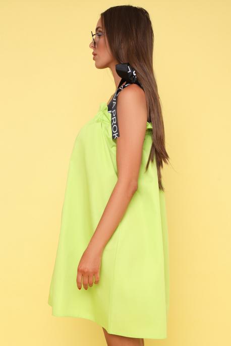 AMNESIA Elisa ruha zöld